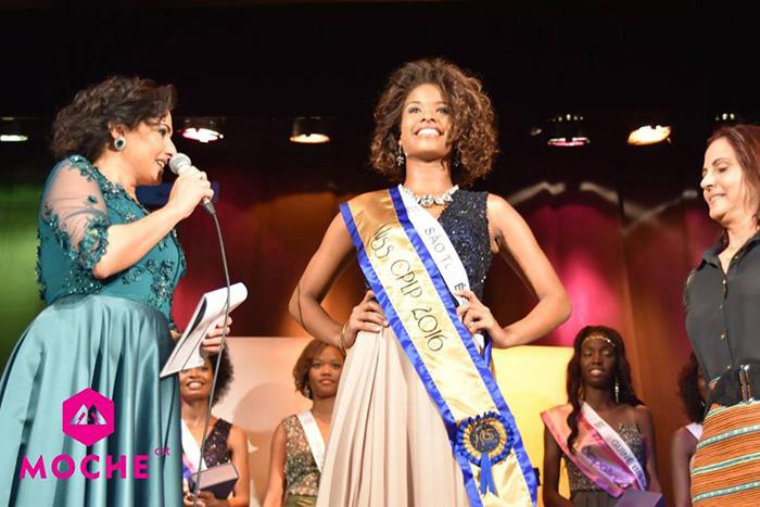 A vencedora da 4ª edição do concurso MISS CPLP, e Maria Pires natural da Ilha do Príncipe. Trata-se da primeira jovem daquela Ilha a participar num concurso de dimensão internacional.
