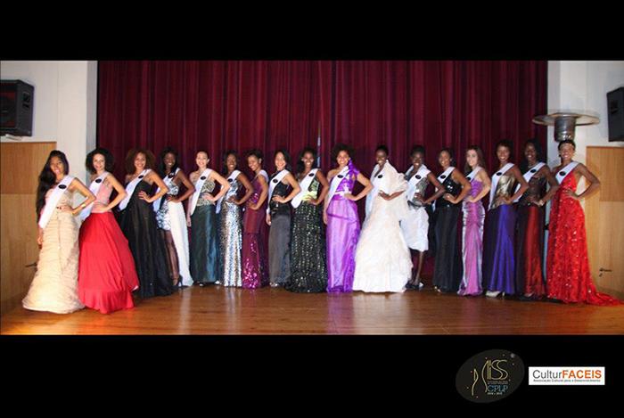 As Finalistas à MISS CPLP 2012-2013