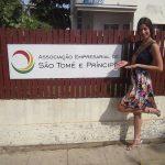 MISS CPLP 2014_MARISELA SILVA em São Tome e Príncipe - Cópia